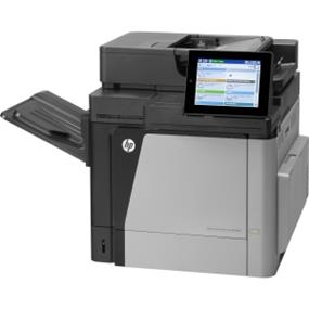 HP Color LaserJet Enterprise M680dn Laser Multifunction Printer