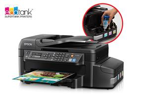 Epson WorkForce ET-4550 EcoTank