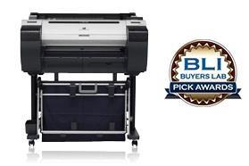 """Canon imagePROGRAF iPF685 Inkjet Large Format Printer - 24"""" - Color"""