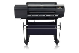 """Canon imagePROGRAF iPF6450 Poster and Commercial Graphics Printer - 24"""" - Color"""