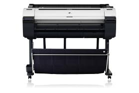 "Canon imagePROGRAF iPF770 Corporate and CAD Printer - 24"" - Color"