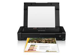 Epson WorkForce WF-100 Inkjet Printer (C11CE05201-N) - Refurbished
