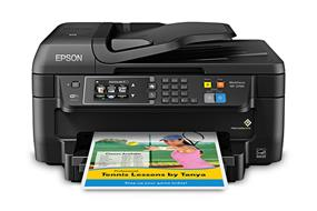 Epson WorkForce WF-2760 All-in-One Inkjet Printer (Refurbished)
