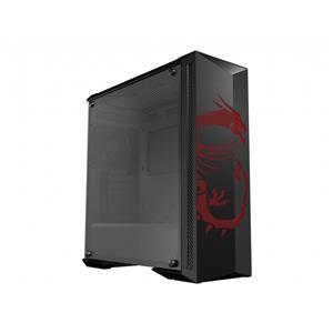 MSI MPG Gungnir 100d TG E-ATX Mid Tower Gaming Case Black