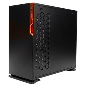 InWin 101 Black Tempered Glass ATX Mid Tower Case