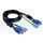 D-Link DKVM-CB, All-in-One KVM Cable - 6 ft.