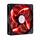 Cooler Master 120mm Red LED SickleFlow 2000 RPM Long Life Case Fan (R4-L2R-20AR-R1)