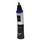 Panasonic ER-GN30-K Men's Nose & Facial Hair Trimmer w/ Dual-Edge Blade and Vortex Cleaning System - Silver & Black (ERGN30K)