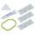 JVC Adixxion Housing Maintenance Kit (WA-MK001USK)  - Action Camcorder Accessory
