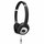 KOSS SP330 - On-Ear Headphones | D-profile with memory foam cushions | Koss PLX30 Elements tuned for personal listening | Fold flat for portability | Carry case