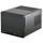 SilverStone Sugo SST-SG13B-Q (Black, Plastic Faux Aluminum Finish Front Panel) Mini-ITX Case