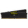 Corsair Vengeance LPX 8GB (2x4GB) DDR4 2666MHz CL16 Memory Kit - Black (CMK8GX4M2A2666C16)