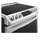 LG  6.3. cu.ft  Electric Slide In Range with Probake Convection - Stainless Steel (LSE5613ST) | 3.2KW  UltraHeat Burner,  Self Clean, EasyClean Express, Storage Drawer,  Glass Touch Controls, 3 Standard Racks, Smart ThinQ, Front-Tilt Control Knobs