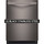 LG Fully-Integrated Dishwasher with 3rd Rack, Ultra quiet 42 dB - Black Stainless Series (LDT9965BD) | 15 place settings, Easy Rack Plus, One-touch Height Adjust, touch control, LED Display, 6 cycles, 5 options, Smart Diagnosis