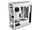 Deepcool Genome Liquid Cooling ATX White Case with Blue Helix Windowed Mid Tower Case|preinstalled with 360mm liquid cooling system