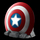Captain America Shield Specialty Bluetooth Speaker | 30 Feet Range
