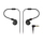 Audio-Technica ATH-E40 E-Series Professional In-Ear Monitor Headphones | Proprietary Dual-Phase Push-Pull Drivers | Flexible Cable Loops Over Ear | Housing Designed