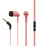 Wicked Audio Havok Headphones with Microphone (Taffy) | Built-in Mic and Track Control | 45-Degree Smart Plug | Stays anchored