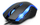 Delux Cool Lighting Professional Gaming Mouse 2400 dpi (M556 Blue)