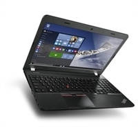 Lenovo - Portable professionnel ThinkPad E560 (20EV002FUS) - Process. Intel Core i5-6200U (2,30 GHz), 4 Go DDR3L, Disque dur 500 Go, Écran 15,6 po, Carte graph.  Intel HD Graphics 520 - DVD RW Bluetooth 4.0 Windows 7 Professional 64-bit mise à niveau à Windows 10 Pro