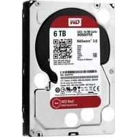 Western Digital (Red) - Disque dur NAS interne / bureau de 6 To -- IntelliPower - SATA 6 Gbit/s - 64 Mo de mém. cache - 3,5 po (WD60EFRX)