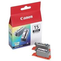 Canon BCI-15 Black Ink Cartridge (8190A003)