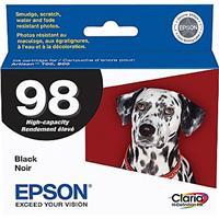 Epson 98 XL Black Ink Cartridge (T098120-S)