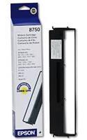 Epson Black Fabric Ribbon Cartridge | 8750