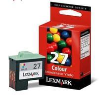 Lexmark #27 Tri-Color Ink Cartridges (10N0227)
