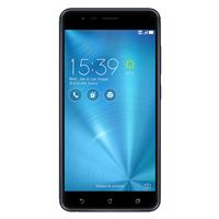 "Asus Zenfone 3 Zoom - 5.5"" Unlocked Smartphone - Navy Black | Storage: 3GB RAM + 32GB ROM | Camera: 12 MP & 12 MP Rear & 13 MP Front"