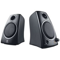 Logitech Z130  -- 2.0 Speaker System 5W |Powered by AC outlet