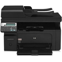 HP LaserJet M1217NFW Wireless Multifunction Monochrome Laser Printer | 19 PPM Mono, 600x600 DPI Print | Print, Scan, Copy, Fax, USB/Ethernet/Wi-Fi Connectivity