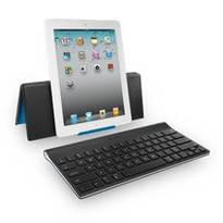 Logitech  Bluetooth Tablet Keyboard for iPad   | for iPad, iPad 2, iPad 3rd gen, iPad 4th gen and iPad mini