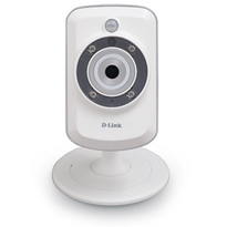 D-Link Enhanced Wireless Day/Night Network Camera
