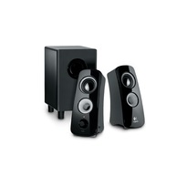 Logitech Z323  -- 2.1 Stereo Speaker System  |30 watts RMS |Powered by AC outlet
