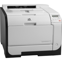 HP LaserJet Pro 400 M451nw Colour Laser Printer | 20 PPM Mono, 20 PPM Colour | 600x600 DPI | 300 Sheet Input Capacity | USB, Fast Ethernet, Wi-Fi Connectivity