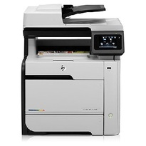 HP LaserJet Pro M475DW Multifunction Colour Laser Printer | 21 PPM Mono, 21 PPM Colour, 600x600 DPI Print, Duplex Printing | Print, Scan, Copy, Fax, USB/Ethernet/Wi-Fi Connectivity |CE864A