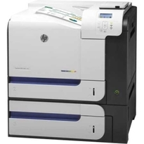 HP LaserJet M551XH Colour Laser Printer | 33 PPM Mono, 33 PPM Colour, 1200x1200 DPI, Duplex Printing | USB/Gigabit Ethernet Connectivity, 1100 Sheet Capacity