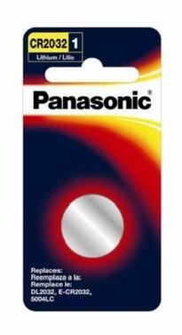 Panasonic CR2032PA1B 3V-lithium batteries