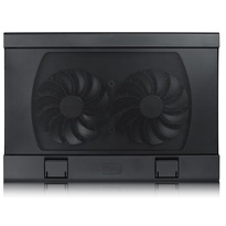 Deepcool WindPal Black Notebook Cooler - Up to 17