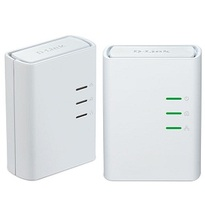 D-Link DHP-309AV PowerLine AV 500 Network Kit, fast ethernet