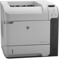 HP LaserJet 600 M601DN Laser Printer - Monochrome | 45 ppm, 1200 x 1200 dpi Duplex | Print, Gigabit Ethernet, USB