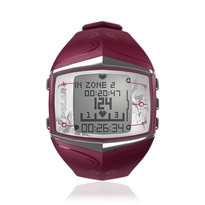 Polar FT60F Heart Rate Monitor Watch - Lilac Purple
