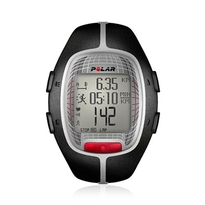 Polar RS300X Heart Rate Monitor Watch - Black