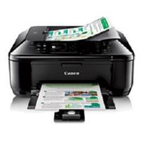 Canon PIXMA MX522 Office All-in-One Inkjet Printer | 9.7 IPM Mono, 5.5 IPM Colour, 4800 x 1200 DPI Print, Duplex Printing | Print, Scan, Copy, Fax, USB/Ethernet/Wireless 802.11b/g/n Connectivity