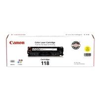 Canon CRG118 Yellow Toner Cartridge