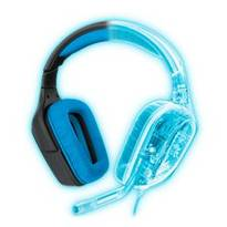 Logitech  G430 Surround Sound Gaming Headset - Black and Blue