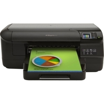 HP Officejet Pro 8100 N811A Multifunction Printer - Color | 20 PPM Mono, 16 PPM Color - 4800 x 1200 dpi, Duplex Printing | Print - USB, Ethernet, Wireless