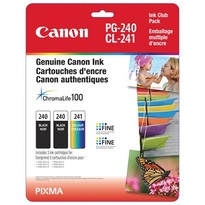 Canon 2 x PG-240/ 1x CL-241 Combo Value-Pack Ink Cartridge