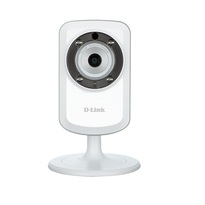 D-Link Wireless Day/Night Network Camera With Audio Detection